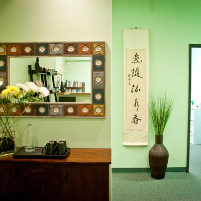 Acupuncture Denver office of Jane Gregorie.
