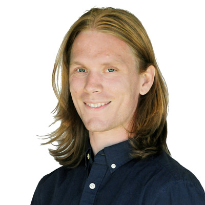 headshot of David Dunn, a massage therapist in Denver, CO.